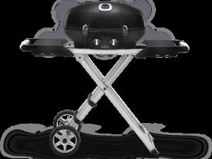 NAPOLEON TravelQ™ PRO285 mit klapparem Wagen
