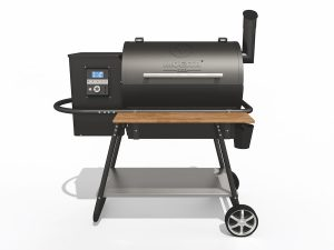 MOESTA Sheriff Pelletgrill