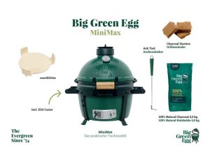 Big Green Egg MINIMAX™ ​- Starterset