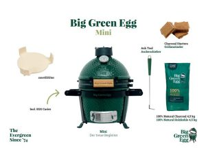 Big Green Egg MINI ​- Starterset