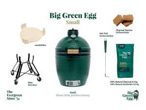 Big Green Egg SMALL - Starterset