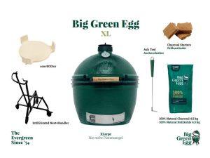 Big Green Egg XLARGE - Starterset