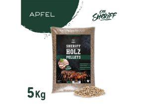 MOESTA HolzPellets aus Deutschland – Apfel 5 kg