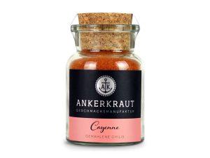 Cayennepfeffer, 60g im Korkenglas
