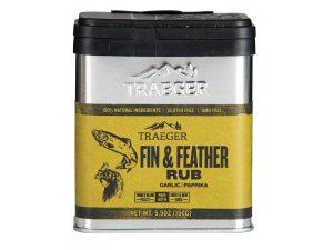 Traeger Fin & Feather Rub, 156g