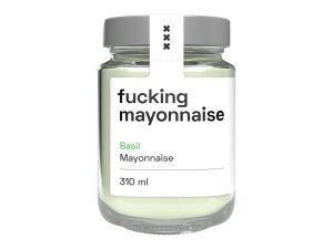Fucking Ketchup-Fucking Mayonnaise Basil 310ml