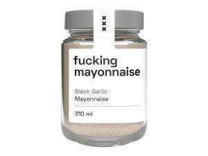 Fucking Ketchup-Fucking Mayonnaise Black Garlic 310ml