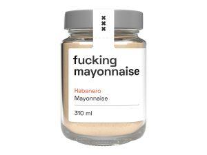 Fucking Ketchup-Fucking Mayonnaise Habanero 310ml