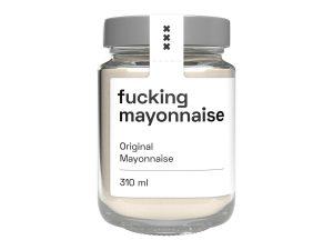 Fucking Ketchup-Fucking Mayonnaise Original 310ml