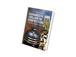 """Monolith Buch """"Keramisch Grillen in Perfektion"""""""